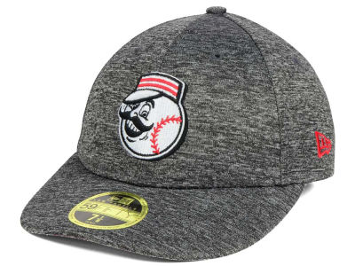 Cincinnati Reds New Era MLB Shadowed Low Profile 59FIFTY Cap
