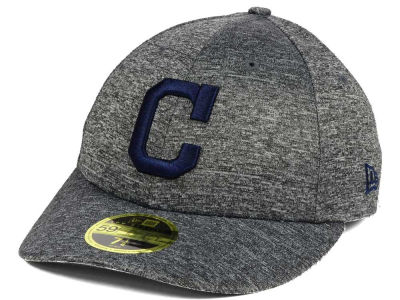 Cleveland Indians New Era MLB Shadowed Low Profile 59FIFTY Cap