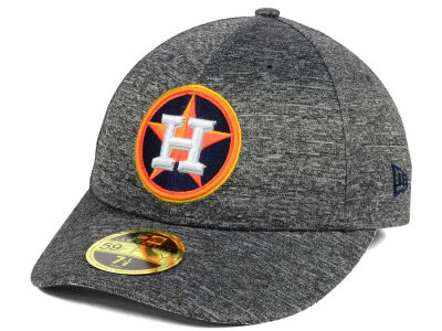 Houston Astros New Era MLB Shadowed Low Profile 59FIFTY Cap