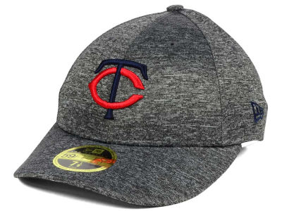 Minnesota Twins New Era MLB Shadowed Low Profile 59FIFTY Cap