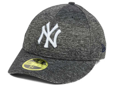 New York Yankees New Era MLB Shadowed Low Profile 59FIFTY Cap
