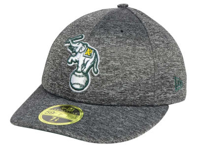 Oakland Athletics New Era MLB Shadowed Low Profile 59FIFTY Cap