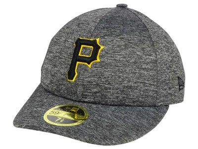 Pittsburgh Pirates New Era MLB Shadowed Low Profile 59FIFTY Cap