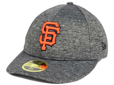 San Francisco Giants New Era MLB Shadowed Low Profile 59FIFTY Cap