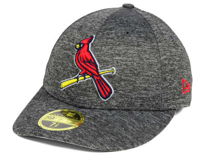 St. Louis Cardinals New Era MLB Shadowed Low Profile 59FIFTY Cap
