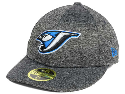 Toronto Blue Jays New Era MLB Shadowed Low Profile 59FIFTY Cap