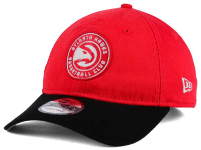 Atlanta Hawks New Era NBA 2 Tone Shone 9TWENTY Cap