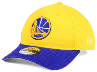 Golden State Warriors New Era NBA 2 Tone Shone 9TWENTY Cap