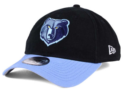 Memphis Grizzlies New Era NBA 2 Tone Shone 9TWENTY Cap