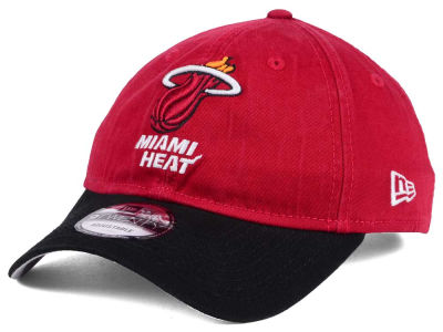Miami Heat New Era NBA 2 Tone Shone 9TWENTY Cap