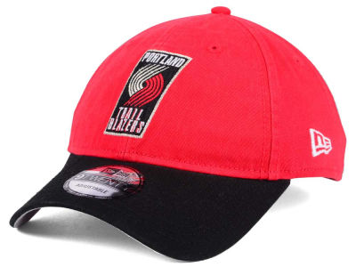 Portland Trail Blazers New Era NBA 2 Tone Shone 9TWENTY Cap