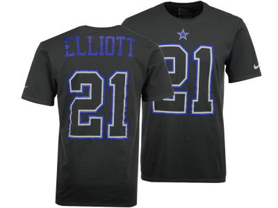 Dallas Cowboys Ezekiel Elliott Nike NFL Men's Travel N/N T-Shirt