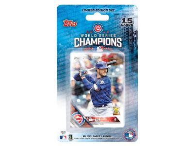 Chicago Cubs Team Card Set