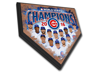 Chicago Cubs MLB 2016 World Series Camps Photo Base