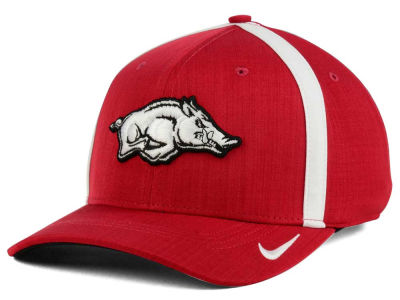 Arkansas Razorbacks Nike NCAA Aerobill Sideline Coaches Cap