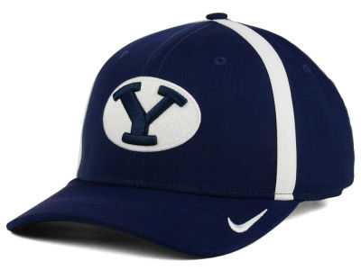 Brigham Young Cougars Nike NCAA Aerobill Sideline Coaches Cap