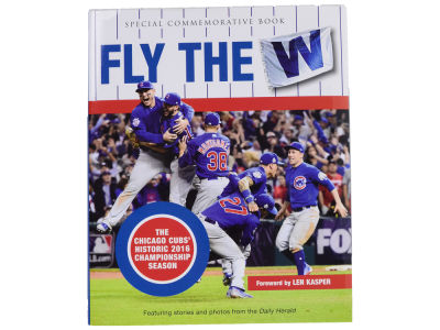 Chicago Cubs MLB WS Champs 16 Commemorative Hardcover Gift Edition