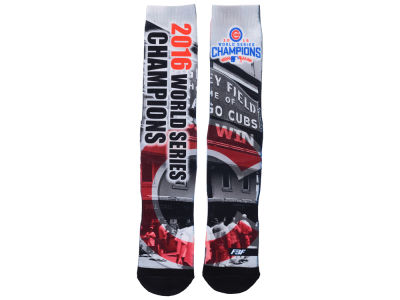 Chicago Cubs Hometown Champions Socks