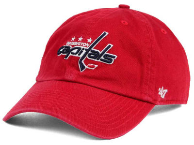 Washington Capitals '47 NHL '47 CLEAN UP Cap