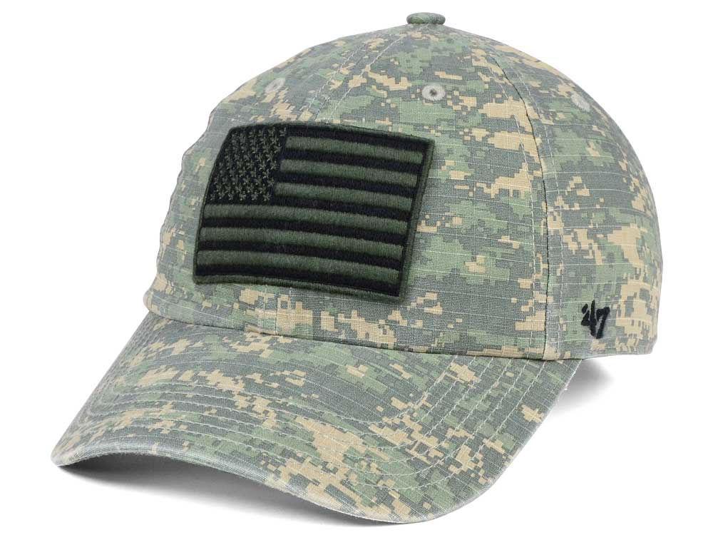 231c8eabaa5 United States of America Nilan Operation Hat Trick  47 CLEAN UP Cap ...