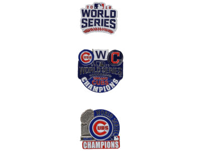 Chicago Cubs Collector Pin Set-EVENT