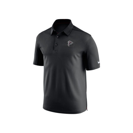 Atlanta Falcons Nike NFL Men's Elite Coaches Polo