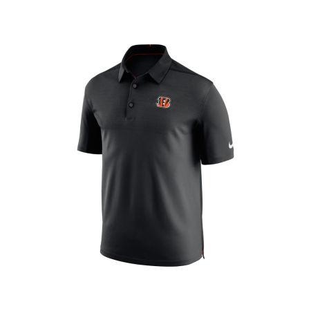 Cincinnati Bengals Nike NFL Men's Elite Coaches Polo