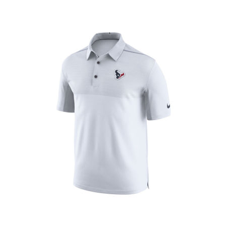 Houston Texans Nike NFL Men's Elite Coaches Polo