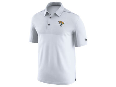 Jacksonville Jaguars Nike NFL Men's Elite Coaches Polo