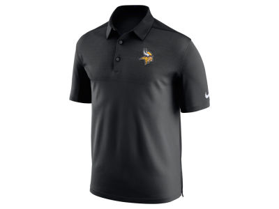 Minnesota Vikings Nike NFL Men's Elite Coaches Polo