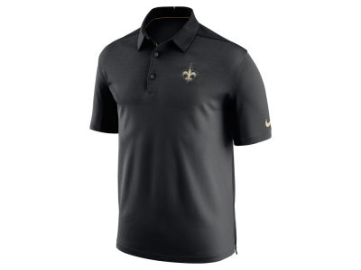 New Orleans Saints Nike NFL Men's Elite Coaches Polo