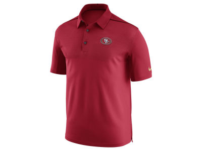 San Francisco 49ers Nike NFL Men's Elite Coaches Polo