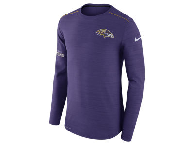 Baltimore Ravens Nike NFL Men's Player Top Long Sleeve T-shirt
