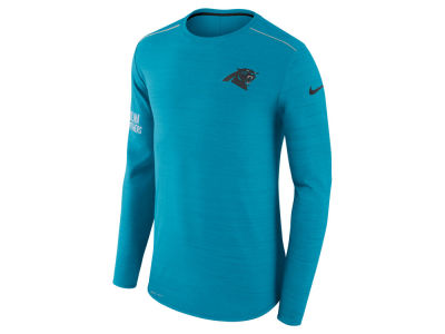Carolina Panthers Nike NFL Men's Player Top Long Sleeve T-shirt