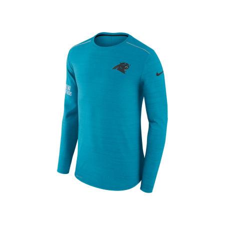 Carolina Panthers Nike NFL Men's Player Top Long Sleeve T-shirt