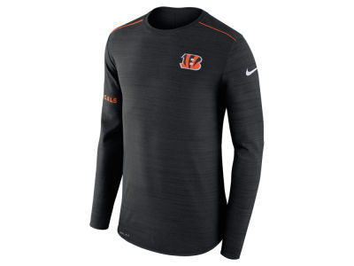 Cincinnati Bengals Nike NFL Men's Player Top Long Sleeve T-shirt