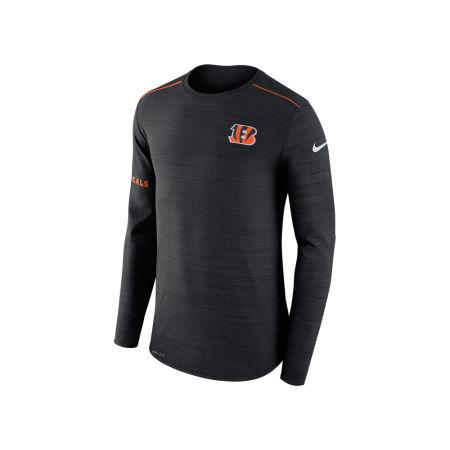 Cincinnati Bengals Nike NFL Men's Player Top Long Sleeve T-shirt