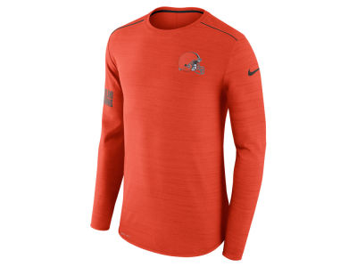 Cleveland Browns Nike NFL Men's Player Top Long Sleeve T-shirt