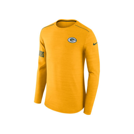 Green Bay Packers Nike NFL Men's Player Top Long Sleeve T-shirt