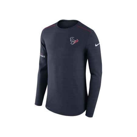 Houston Texans Nike NFL Men's Player Top Long Sleeve T-shirt