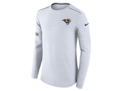 Los Angeles Rams Nike NFL Men's Player Top Long Sleeve T-shirt
