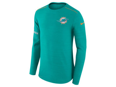 Miami Dolphins Nike NFL Men's Player Top Long Sleeve T-shirt