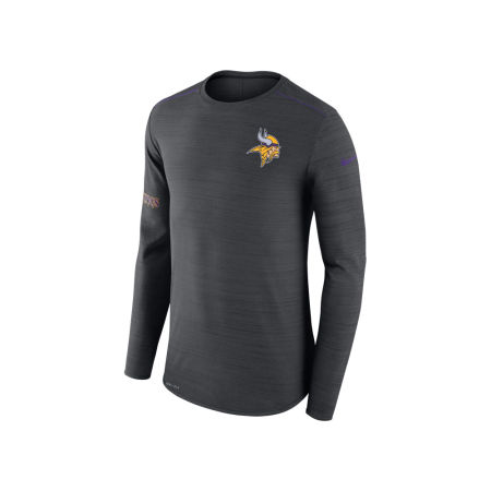 Minnesota Vikings Nike NFL Men's Player Top Long Sleeve T-shirt