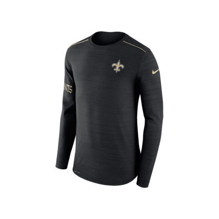 New Orleans Saints Nike NFL Men's Player Top Long Sleeve T-shirt