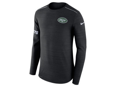 New York Jets Nike NFL Men's Player Top Long Sleeve T-shirt
