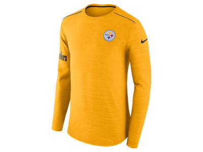 Pittsburgh Steelers Nike NFL Men's Player Top Long Sleeve T-shirt