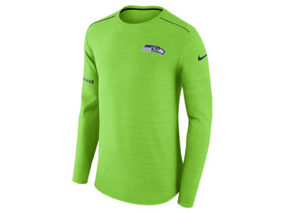 Seattle Seahawks Nike NFL Men's Player Top Long Sleeve T-shirt
