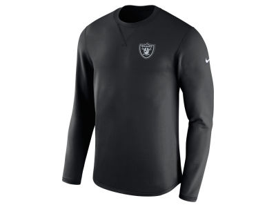 Oakland Raiders Nike NFL Men's Modern Crew Top