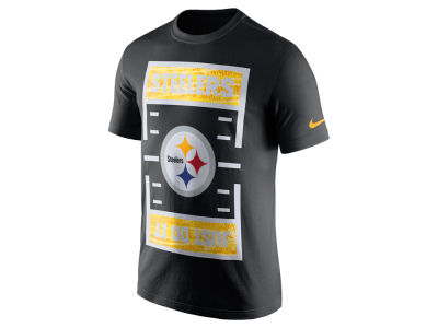 Pittsburgh Steelers Nike 2017 NFL Men's Just Do It T-Shirt