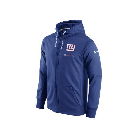 New York Giants Nike NFL Men's Therma Full Zip Hoodie